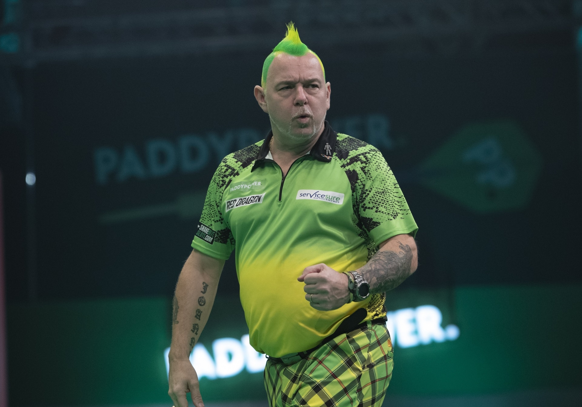 Peter Wright