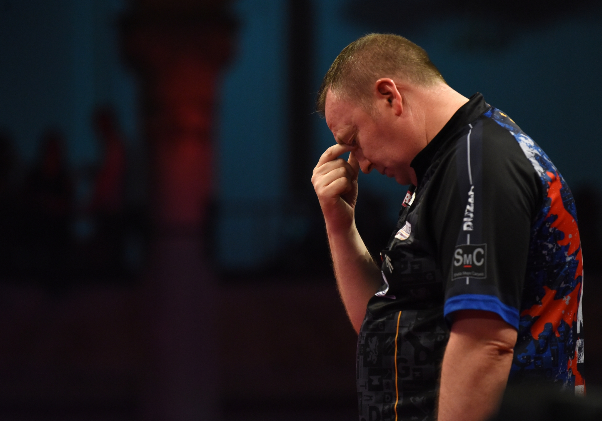 Glen Durrant (Chris Dean, PDC)