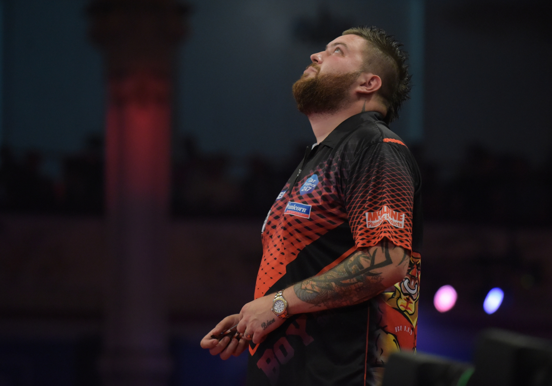 Michael Smith (Chris Dean, PDC)