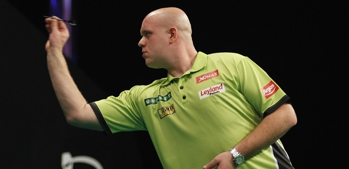 Michael van Gerwen - PDC Order of Merit