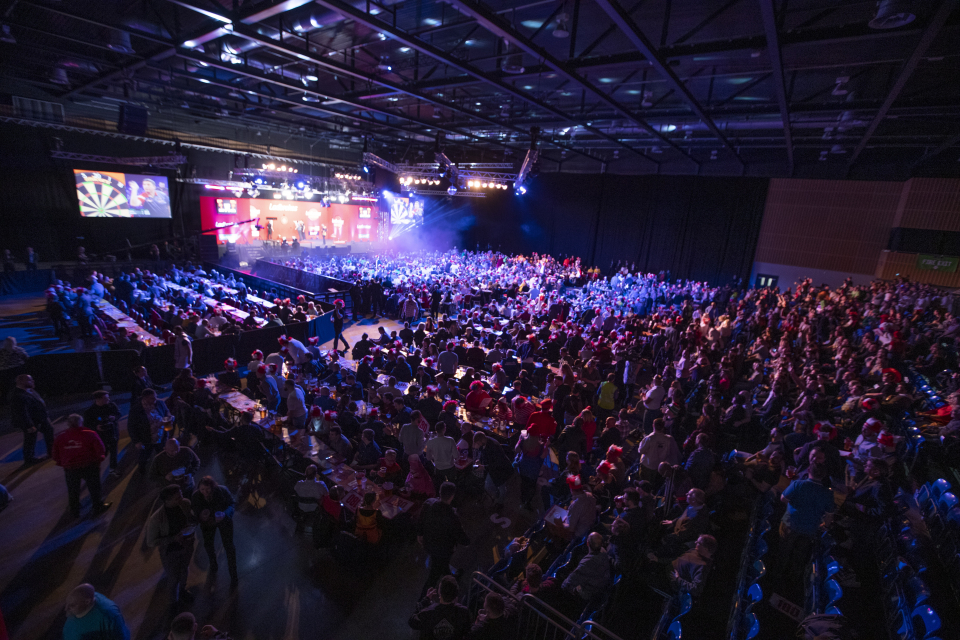Pdc Masters 2021