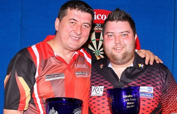 Michael Smith & Mensur Suljovic (PDC Europe)