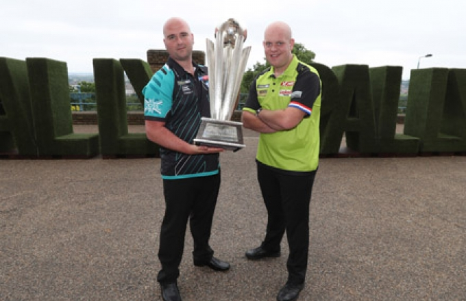Cross & Van Gerwen (Lawrence Lustig, PDC)