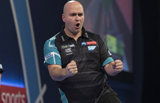 Rob Cross (Lawrence Lustig, PDC)