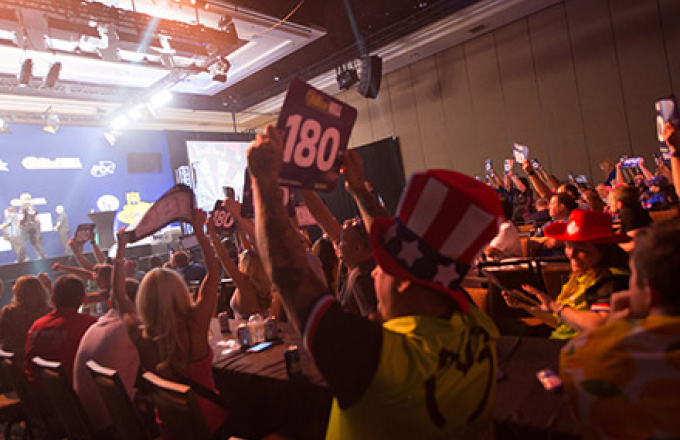 US Darts Masters general view (PDC)