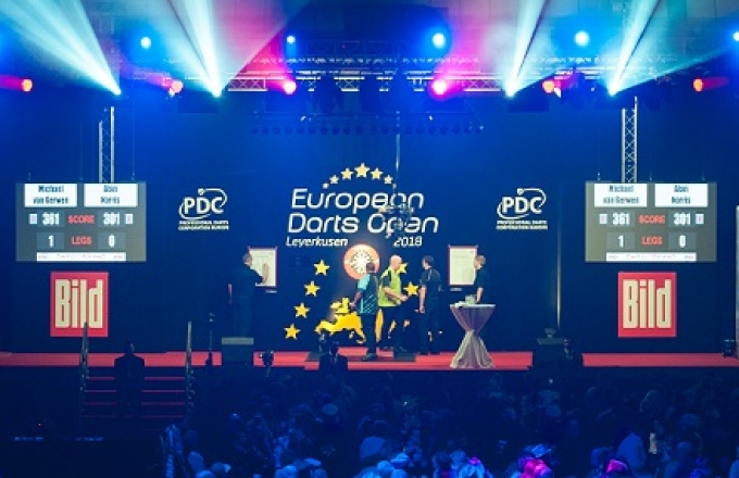 PDC European Tour (PDC Europe)