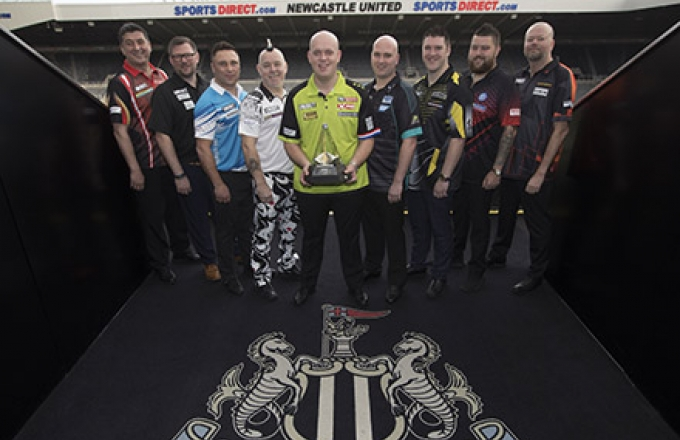 2019 Unibet Premier League players (Lawrence Lustig, PDC)