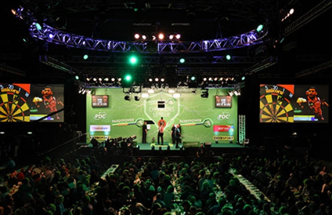 Paddy Power Champions League (Lawrence Lustig, PDC)