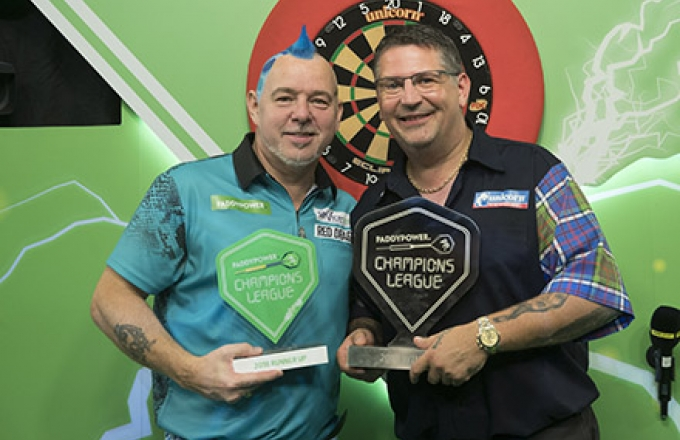 Peter Wright, Gary Anderson (PDC)