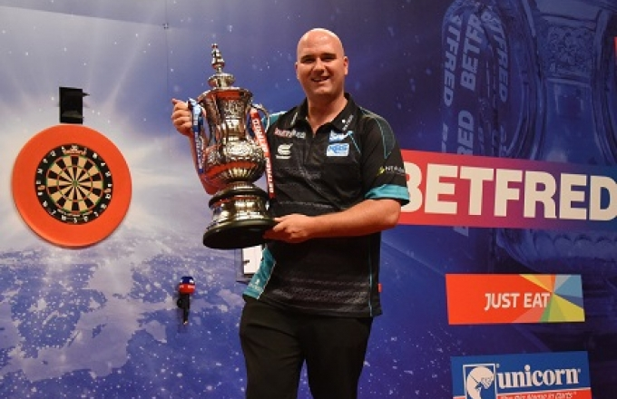 Rob Cross (Chris Dean, PDC)