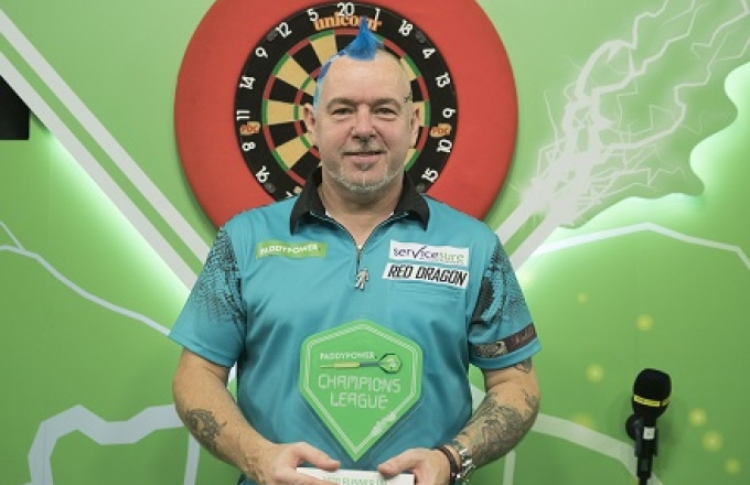 Peter Wright - Paddy Power Champions League (Lawrence Lustig, PDC)