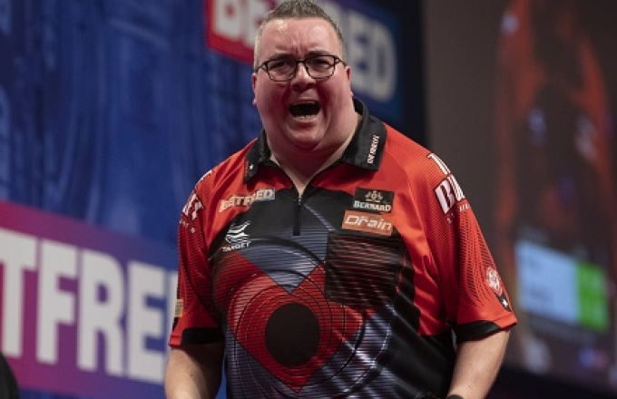 Stephen Bunting - Betfred World Matchplay (Lawrence Lustig, PDC)
