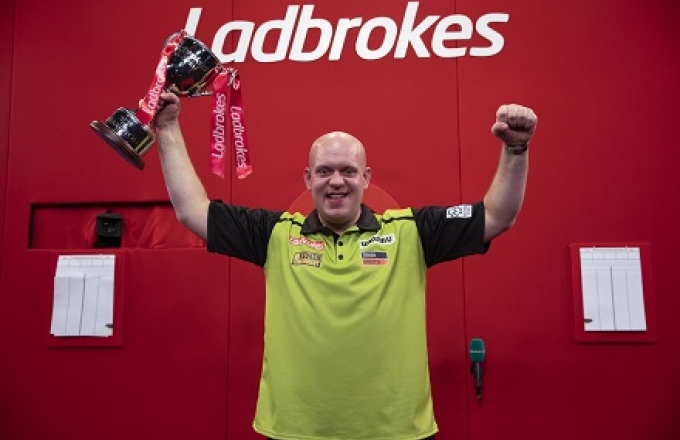 Ladbrokes UK Open (Lawrence Lustig, PDC)