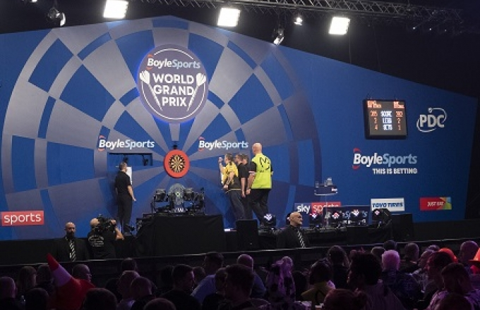 BoyleSports World Grand Prix (Lawrence Lustig, PDC)