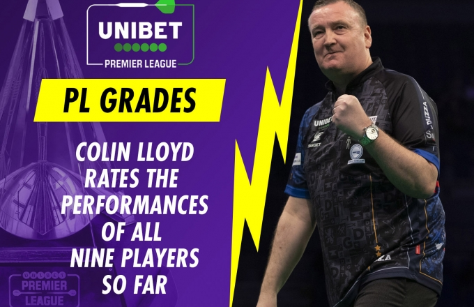 Colin Lloyd's Premier League grades