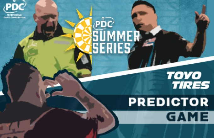 Toyo Tires Predictor Game