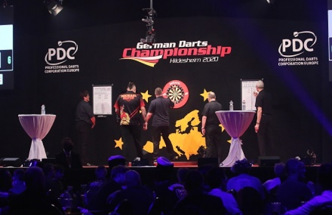 German Darts Championship (Tobias Wenzel, PDC Europe)
