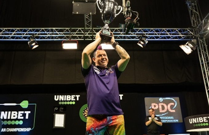 Peter Wright (Jonas Hunold, PDC Europe)