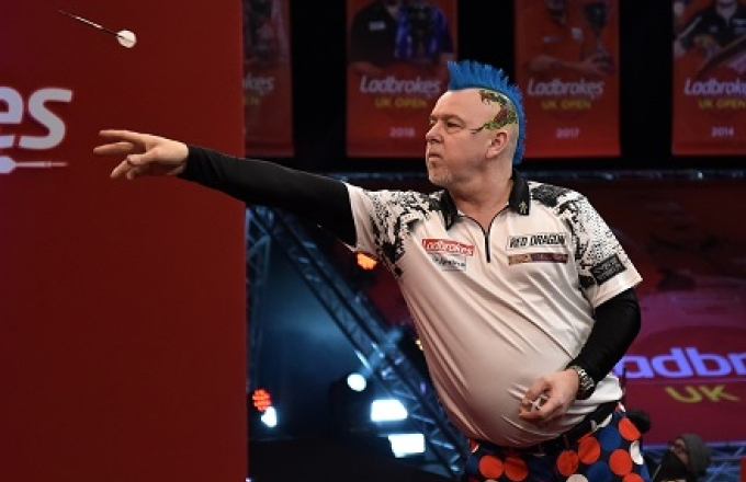 Peter Wright (Chris Dean, PDC)