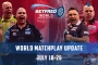World Matchplay update