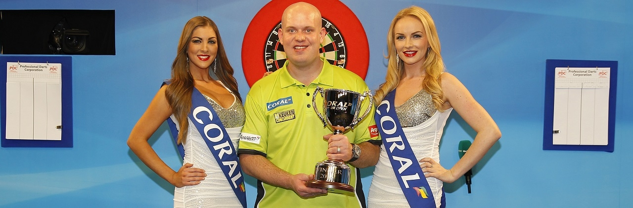 Michael van Gerwen - Coral UK Open (Lawrence Lustig, PDC)