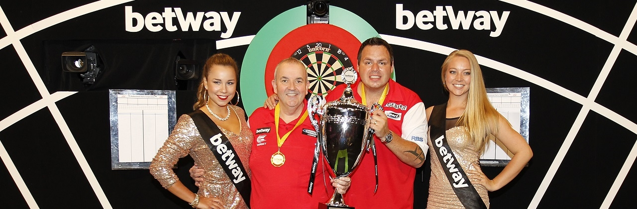 2016 champins England - Betway World Cup of Darts (Lawrence Lustig, PDC)