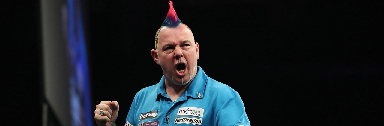 Peter Wright - Betway Premier League (Lawrence Lustig, PDC)
