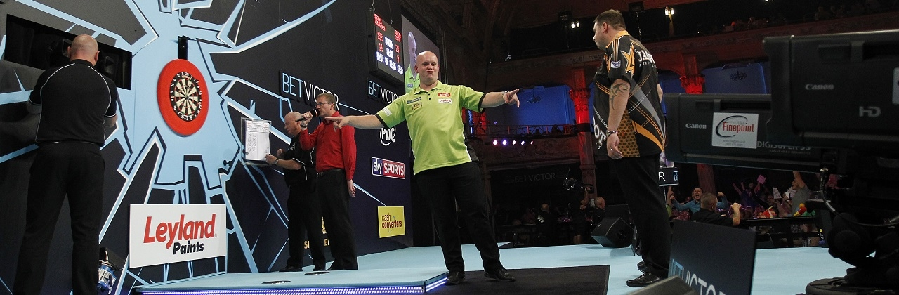 Michael van Gerwen - BetVictor World Matchplay (Lawrence Lustig, PDC)