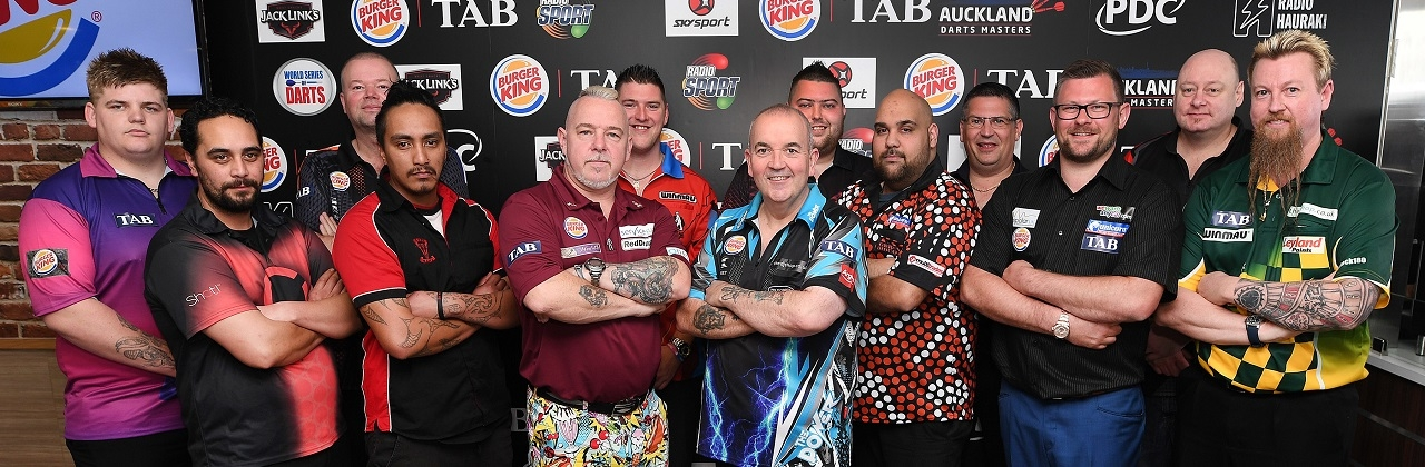 Auckland Darts Masters (Photosport, PDC)