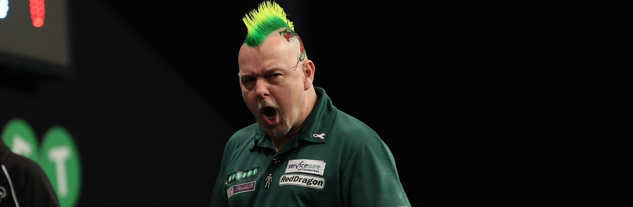 Peter Wright - Unibet World Grand Prix (Lawrence Lustig, PDC)
