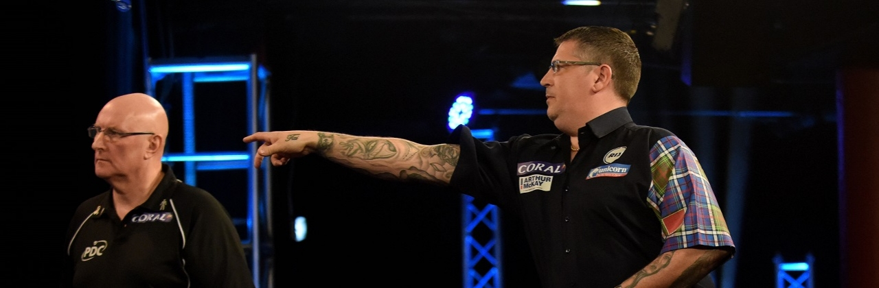 Gary Anderson - Coral UK Open (Chris Dean, PDC)