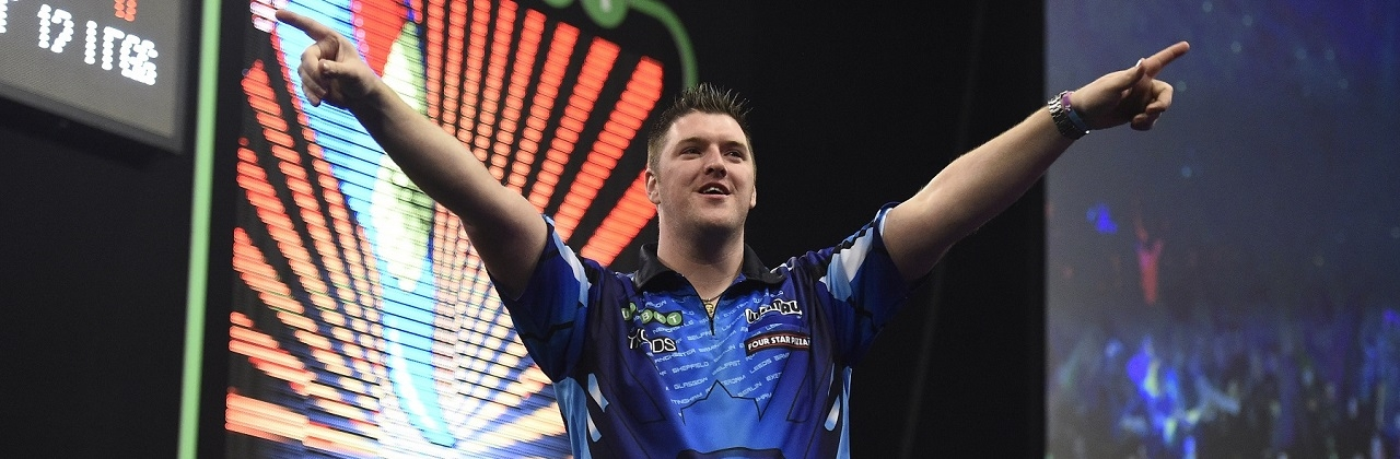 Daryl Gurney (Michael Cooper, PDC)