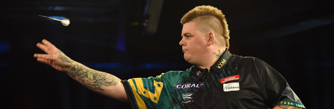 Corey Cadby - Coral UK Open (Chris Dean, PDC)
