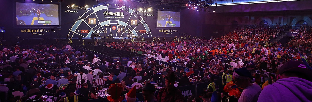 World Darts Championship (Lawrence Lustig, PDC)