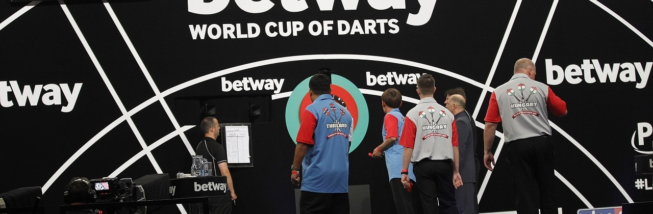 Betway World Cup (Lawrence Lustig, PDC)
