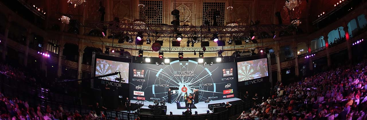 2018 BetVictor World Matchplay Schedule | PDC