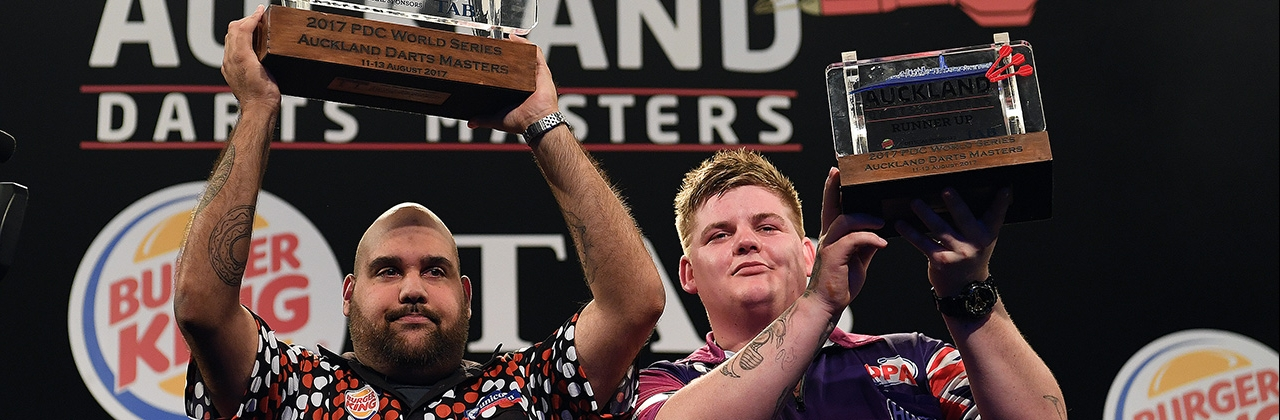 Top five moments Down Under   PDC