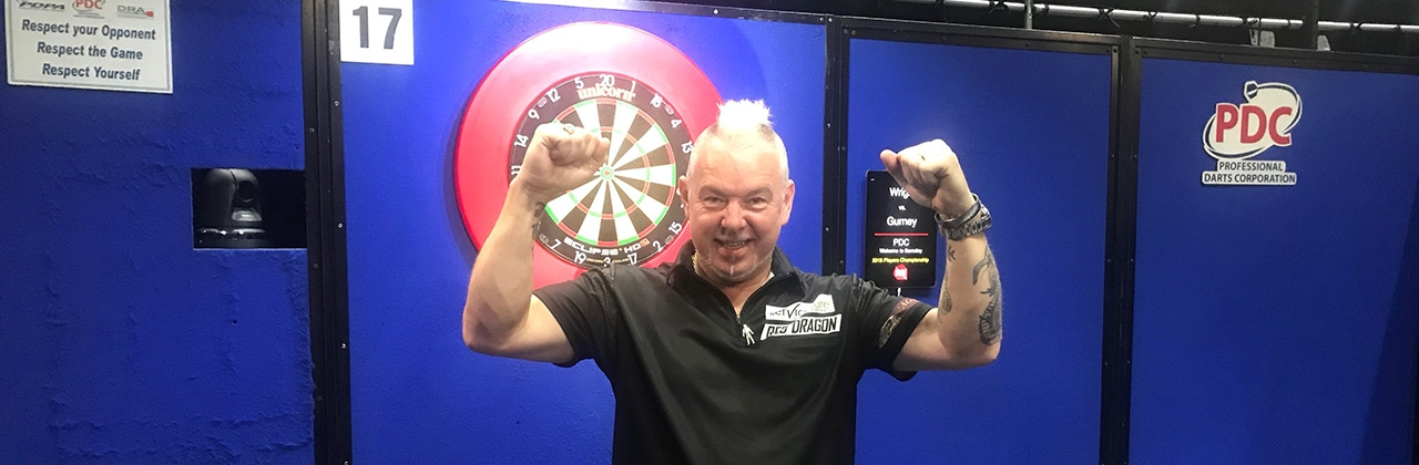 Peter Wright wins Players Championship 17 (PDC)