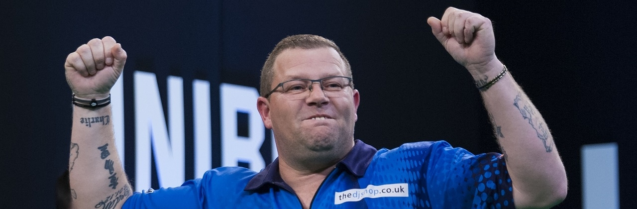 Steve West (Kelly Deckers, PDC)