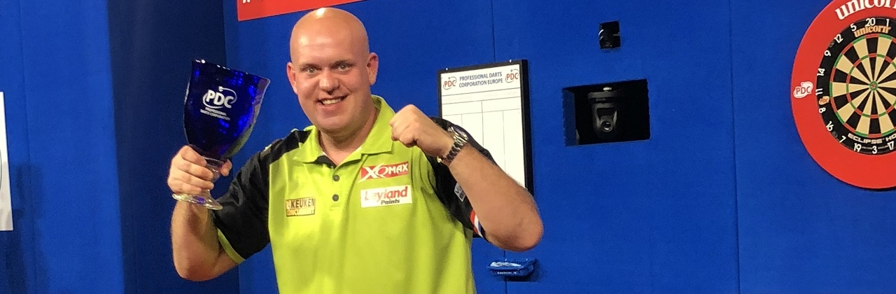 Michael van Gerwen (PDC Europe)