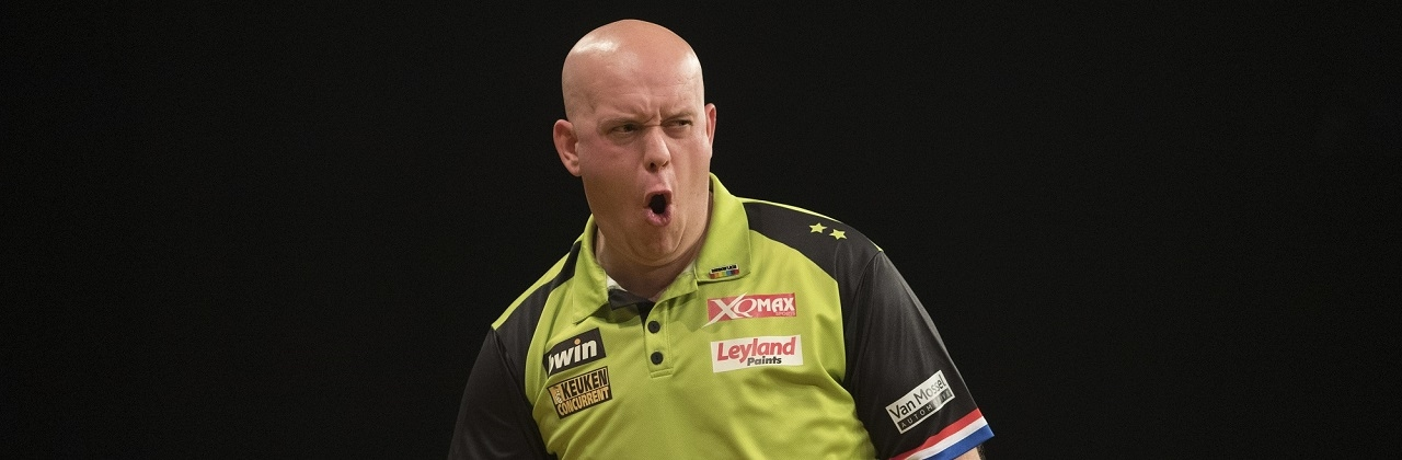 bwin Grand Slam of Darts (Lawrence Lustig, PDC)
