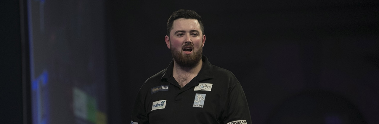 Luke Humphries (Lawrence Lustig/PDC)