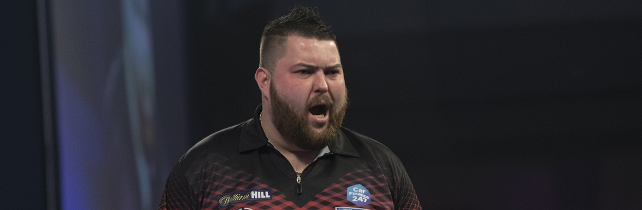 Michael Smith (Lawrence Lustig/PDC)