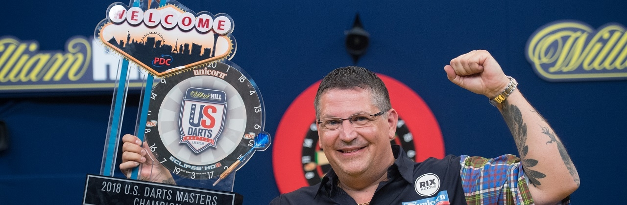 Gary Anderson (Tom Donoghue, PDC)