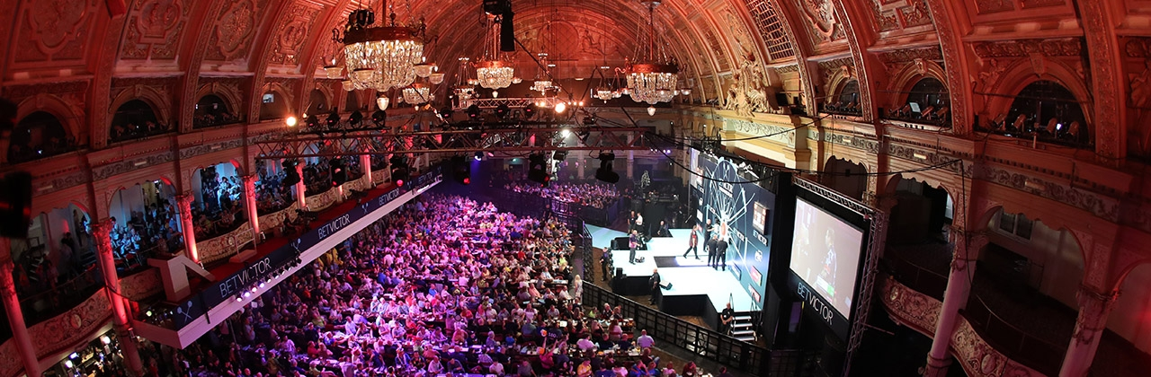2019 Betfred World Matchplay Tickets Pdc