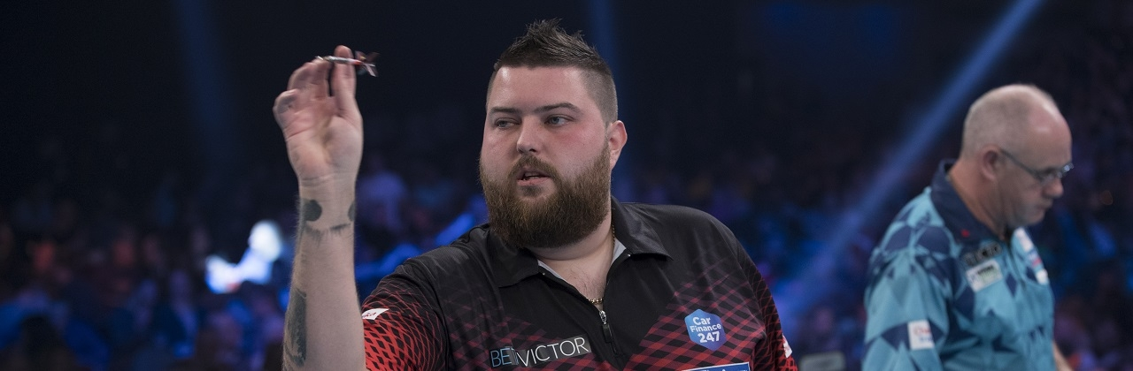 Michael Smith -  BetVictor Masters (Lawrence Lustig, PDC)