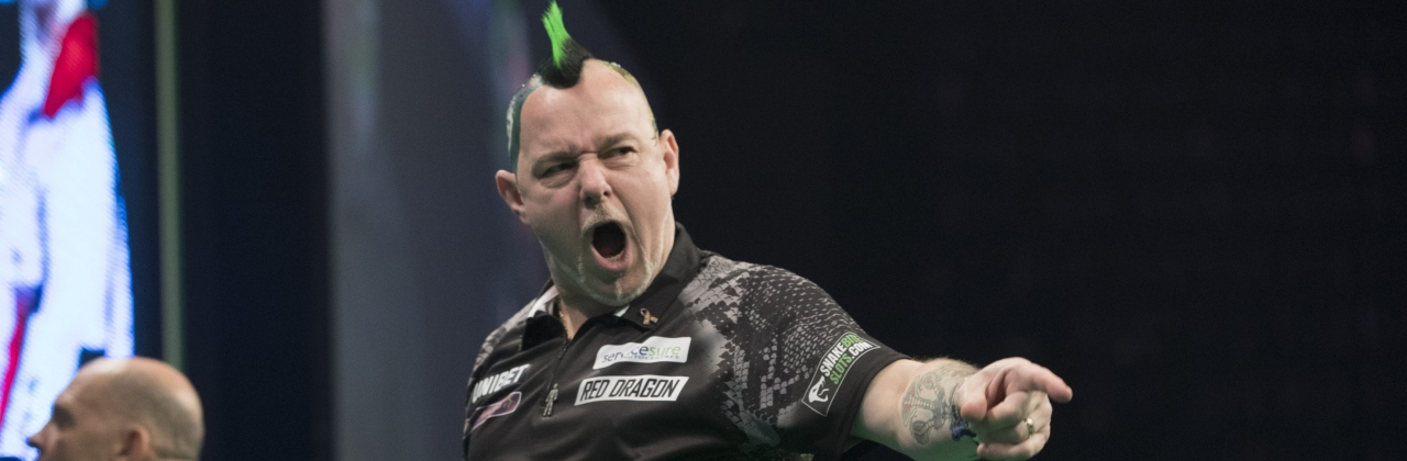 Peter Wright (Lawrence Lustig, PDC)