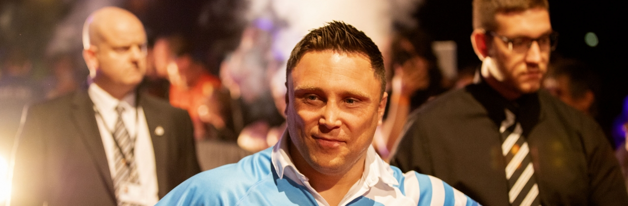 Gerwyn Price - PDC European Tour (PDC Europe)