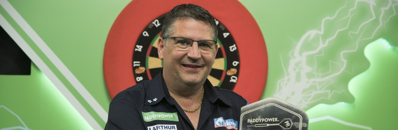 Gary Anderson - Paddy Power Champions League (PDC)