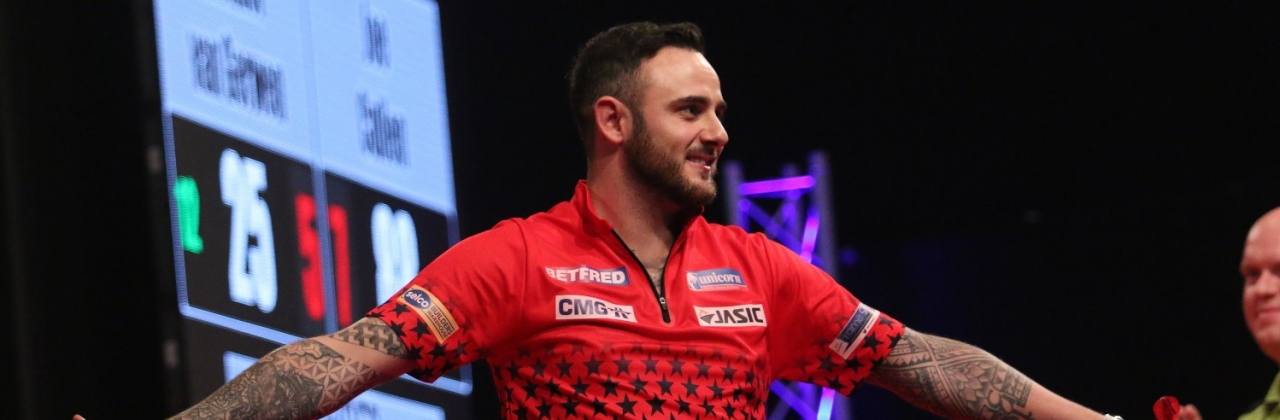 Joe Cullen (PDC Europe)